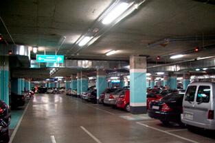 servicios de limpieza de parking